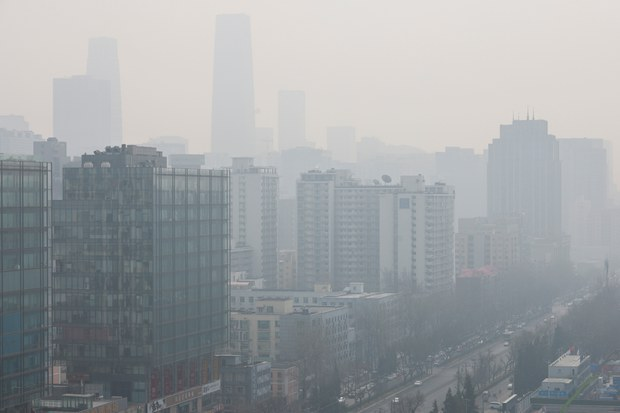 China Pressed To Improve Climate Pledges