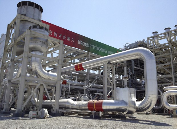 China's Gas Shortage Boosts Central Asia's Role