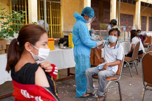 Cambodia Announces Highest Daily COVID-19 Death Toll
