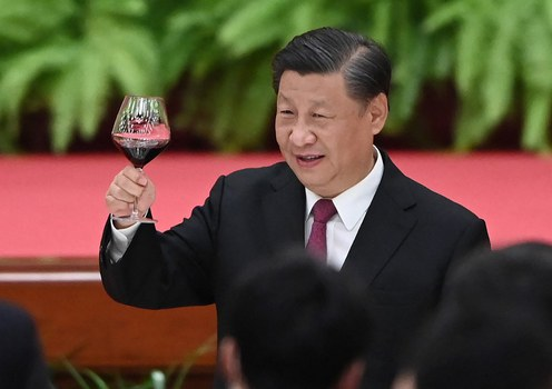 CCP to tell world that China is 'standing up' under leader Xi Jinping