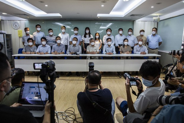 Scant Room For Classroom Debate After Death of Hong Kong's Liberal Studies: Teachers