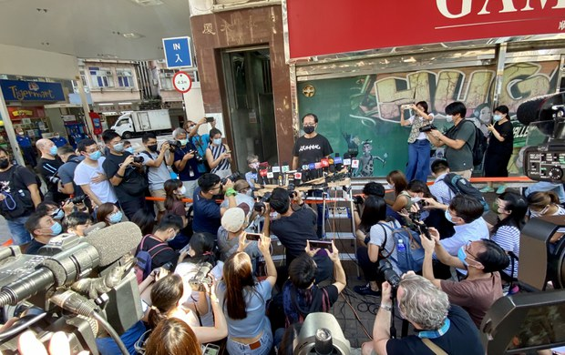 Hong Kong Tiananmen Massacre Vigil Organizers Disband in Face of CCP Pressure