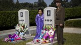 North Koreans visit familial gravesites to observe Chuseok, in Pyongyang, North Korea, in this file photo.