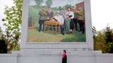 North Korea Forces Hungry Citizens to Pay for Propaganda Murals