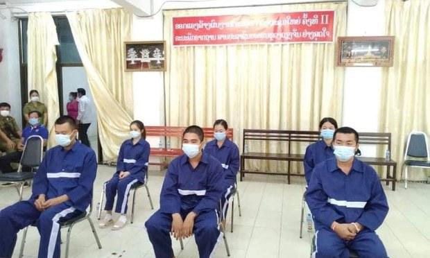 Laos Sends Six COVID-19 Super-Spreaders to Prison