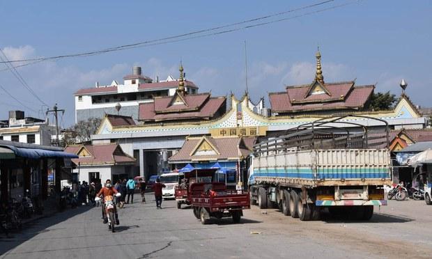 China Closes Border With Myanmar Amid COVID-19 Surge