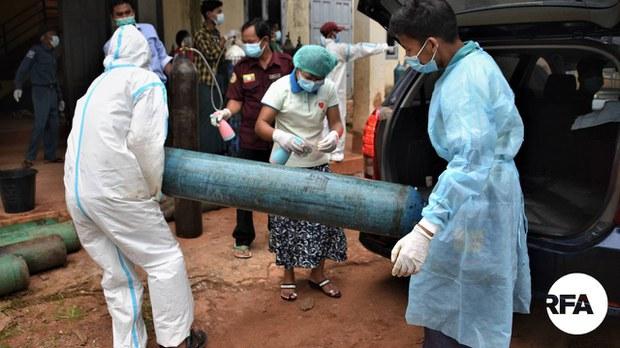 Myanmar on Brink of COVID-19 Catastrophe Due to Junta's Lack of Leadership: Medical Experts