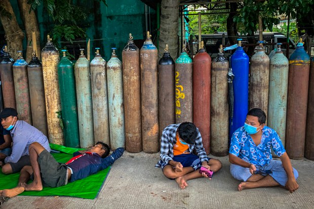 Interview: 'Up to 400,000 Lives Could be Lost' Without Prompt Action by Myanmar Junta
