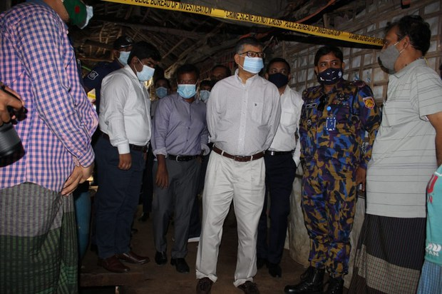 Bangladesh Cracks Down on Crime at Rohingya Camps, Nets Dozens of Suspects