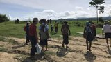 COVID-19 Patients Sheltering in Jungle Amid Clashes in Myanmar's Sagaing Region