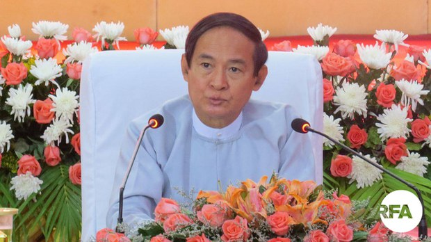 Former Myanmar President Says Military Tried to Force His Resignation