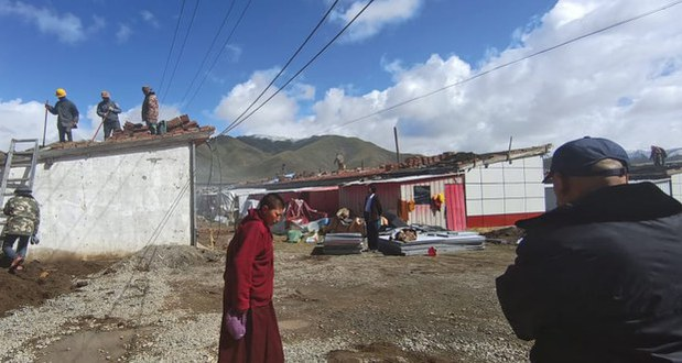 Tibetans Fear 'Chinese-Style' Homes in Qinghai Earthquake Reconstruction