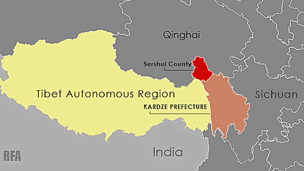 Dozens More Tibetans Are Arrested in Sichuan Over Dalai Lama Photos