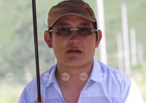 Tibetan scholar arrested for his writings was given four-year prison term following secret trial