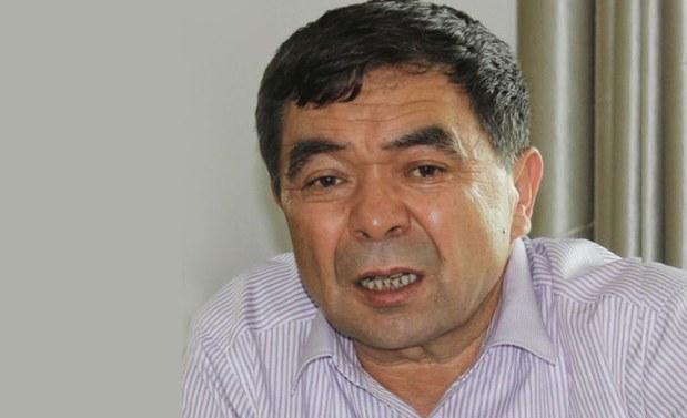 Uyghur Billionaire Iminjan Rahmitulla in an undated photo.