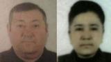 Kamil Abaydulla (L) and Aygul Haji (R), parents of Australia-based Uyghur activist Shamsiye Hajibeg, in undated photos.
