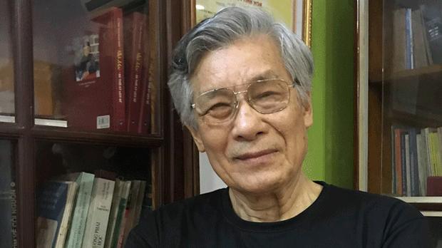 Vietnamese professor and dissident Mac Van Trang in an undated photo.