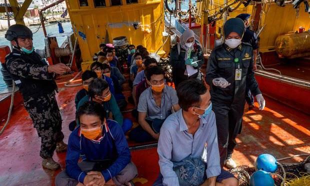 Indonesia: Vietnam Has Not Repatriated 500 Fishermen